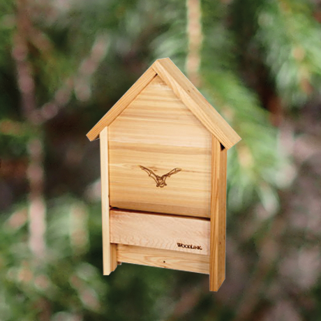Woodlink bat house